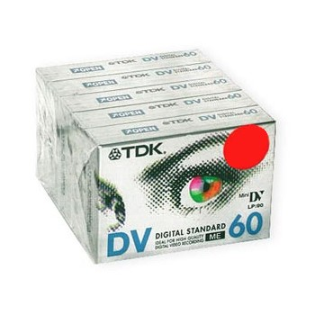 Regular Mini DV Tapes for Panasonic AG-HMC70
