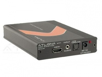 Atlona AT-HD560 Pal HDMI to NTSC HDMI Converter 1080p for Canon VIXIA