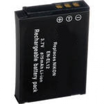 Lithium-Ion Battery Pack for Panasonic Lumix DMC-ZS8