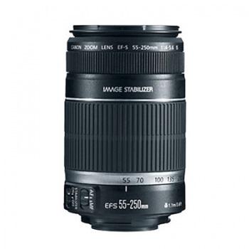 Canon EF-S 55-250mm f/4-5.6 IS Autofocus Lens