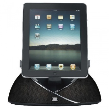 JBL On Beat Air Speaker Dock for iPod, iPhone and iPad - Black