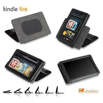 ZooGue Kindle Fire Leather Genius Case