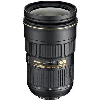 Nikon Zoom Wide Angle-Telephoto AF-S Zoom Nikkor 24-70mm f/2.8G ED Aut
