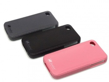 ZooGue iPhone 4 / iPhone 4S Protective Case (Pink)