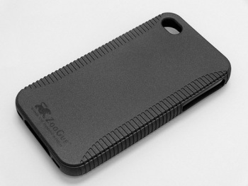 ZooGue iPhone 4 / iPhone 4S Black Case