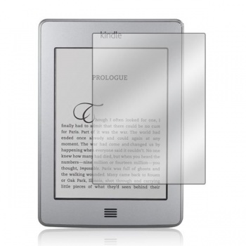 LCD Screen Protector for Kindle Touch