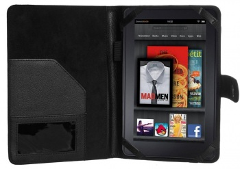Black Case for Kindle Fire