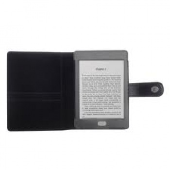 Black Case for Kindle Touch