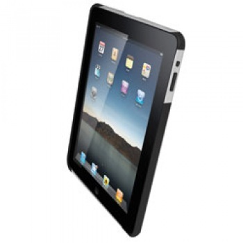 Hard Shell Case For iPad Black