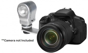 Video Light with Bracket HDFX