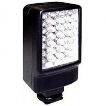 35 Pin Ultra Bright Video Light with Bracket HDFX