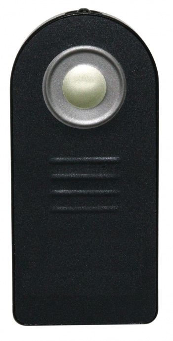 Wireless Remote Control for Digital SLR Cameras