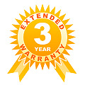 3 year warranty for cameras under 500