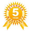 5 year warranty for cameras under 1000