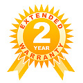 2 year warranty for audio under 250