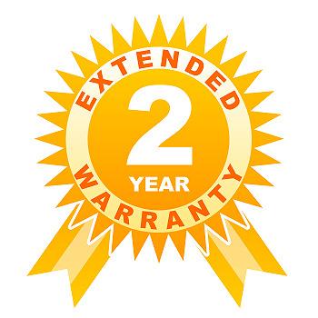 2 year warranty for lenses under 500