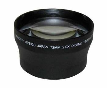 2X Telephoto Lens for Canon EOS 500D