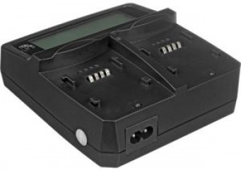 HDFX DUO LCD Charger For DMW-BLG10 Batteries
