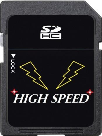 HDFX 4 GB Ultra High Speed SDHC SD Card