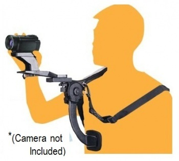 HDFX Professional Shoulder Camera Stabilizer