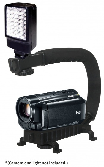 HDFX Hand Held Action Stabilizer