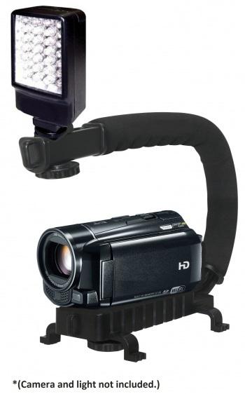 HDFX Hand Held Action Stabilizer