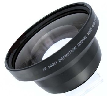 HDFX Wide Angle Lens 52mm