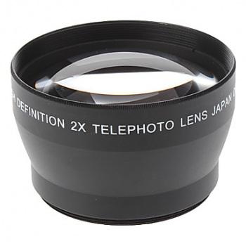 HDFX 2X Telephoto Lens 37mm