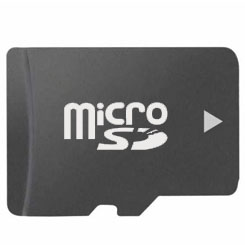 HDFX 8 GB Micro SD Card