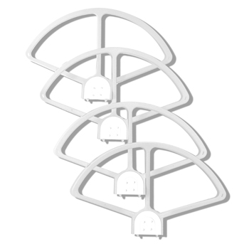 Ultimaxx Quick Release Propeller Guards for Phantom 3  (White)