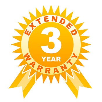 3 year warranty for cameras under £1000