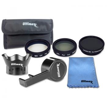 Ultimaxx 7PC Filter Kit For All DJI Phantom 3 Series Drones