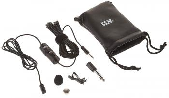 Professional Lavalier Condenser Microphone
