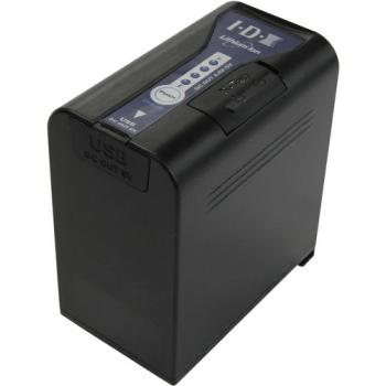 IDX 14 Hour VBD64 9600mAH Battery For Panasonic DVX Camcorders