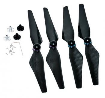 Ultimaxx Carbon Fiber Propellers for all DJI Phantom 4 Quadcopter Drones