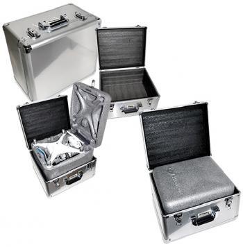 Ultimaxx Mini Aluminum Case For DJI Phantom 4 Drones