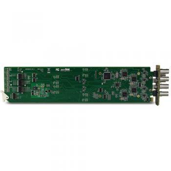 JVC Three-Channel 3G-SDI openGear Transmitter Card
