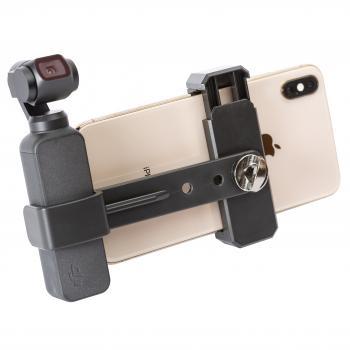Ultimaxx Smart Phone Holder For DJI Osmo Pocket