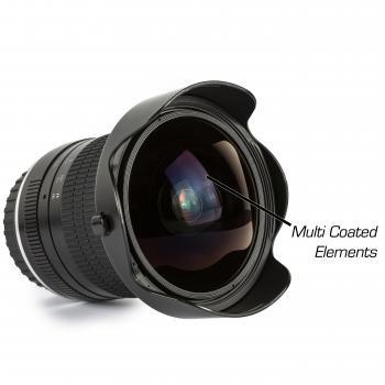 Ultimaxx 7mm F/3.0 Fisheye Lens for Canon