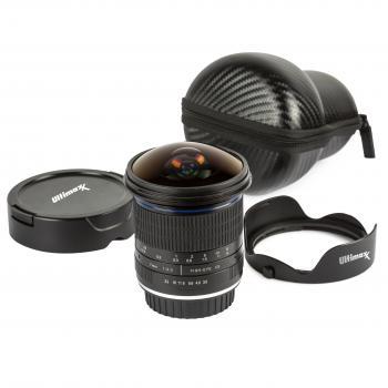 Ultimaxx 7mm F/3.0 Fisheye Lens for Nikon
