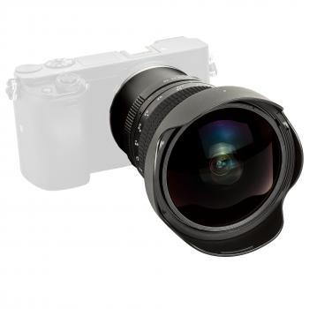 Ultimaxx 7mm F/3.0 Fisheye Lens for Sony NEX