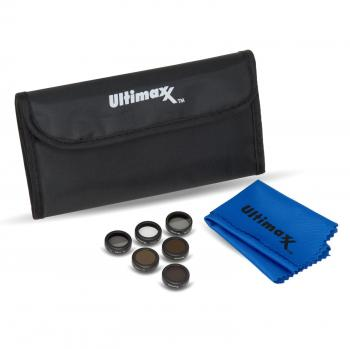 Ultimaxx 8 Piece Screw-On Filter Kit for Mavic Air