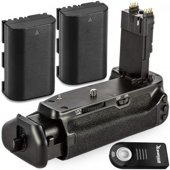 Ultimaxx Battery Grip Replacement for BG-E21 for Canon EOS 6D Mark II