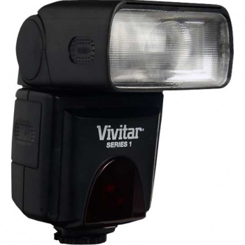 Vivitar DF-383 DSLR AF Flash for Canon