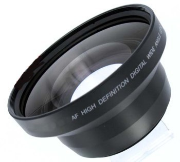 Hi-Definition Wide Angle Lens for Canon XF305