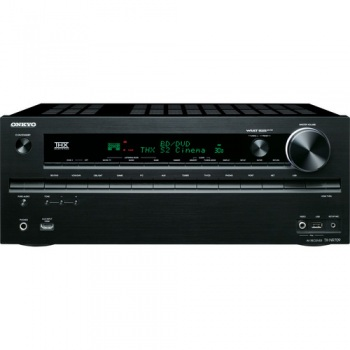 Onkyo TX-NR709 7.2 Channel Network A/V Receiver (USA Model)
