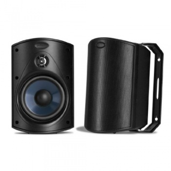 Polk Audio Atrium 4 Speakers (Pair, Black)