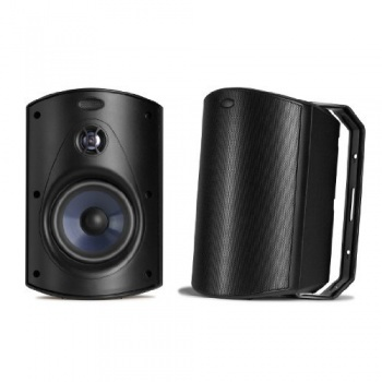 Polk Audio Atrium 6 Speakers (Pair Black)