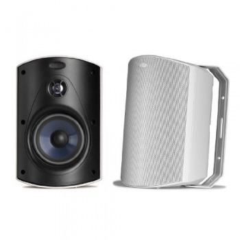 Polk Audio Atrium 6 Speakers (Pair White)