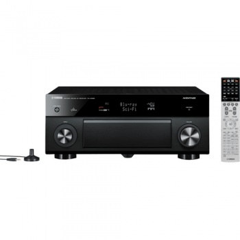 Yamaha RX-A1020BL 7.2-Channel A/V Receiver - Black (USA Model)
